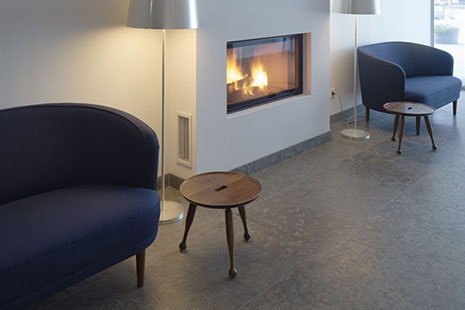 Sofa Nya Berlin at PM & Vänner Hotel. Photo Åke E:son Lindman.